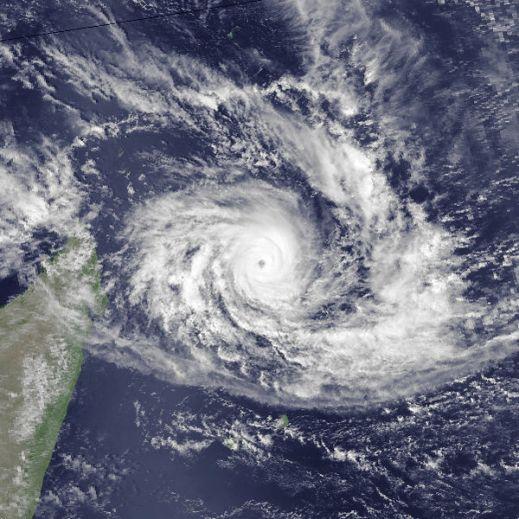 Very Intense Cyclone Alibera