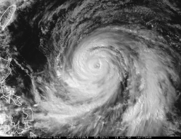 Super Typhoon Dale-one of our featured cyclones this year.