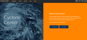 Cyclone Center Webpage