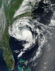 Tropical Storm Ana (2015)