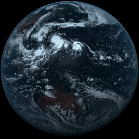 Typhoon Chan-hom and others